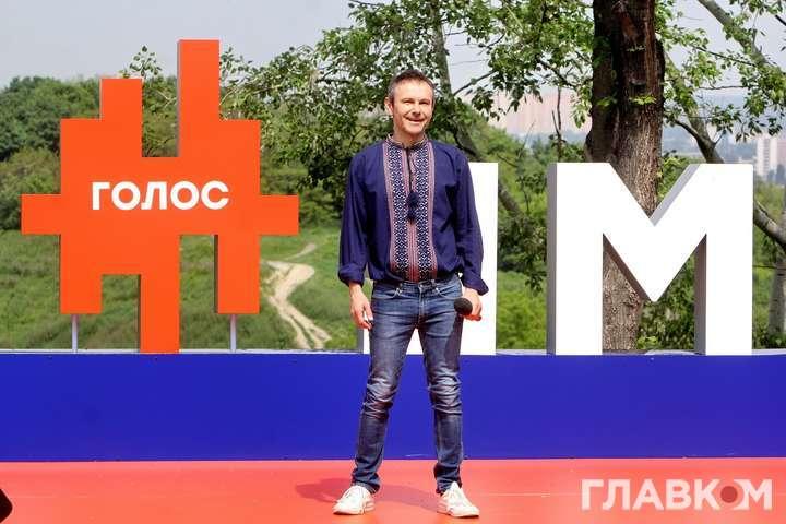 """""""Голос"""" Вакарчука набере рівно стільки, щоб не пустити до парламенту Порошенка і не пройти самим,- Андрухович"""