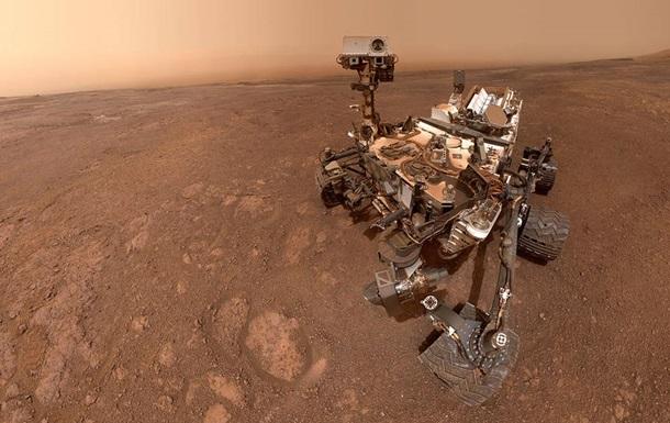 NASA виявило ймовірні ознаки життя на Марсі