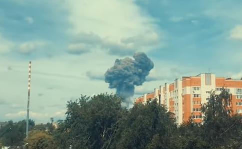 В Росії стався вибух на заводі з виробництва авіабомб, є постраждалі і зниклі (ФОТО, ВІДЕО)