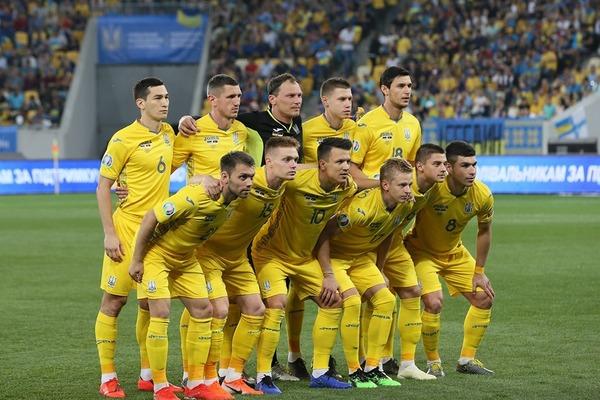Україна здолала Люксембург у матчі відбору до Євро-2020