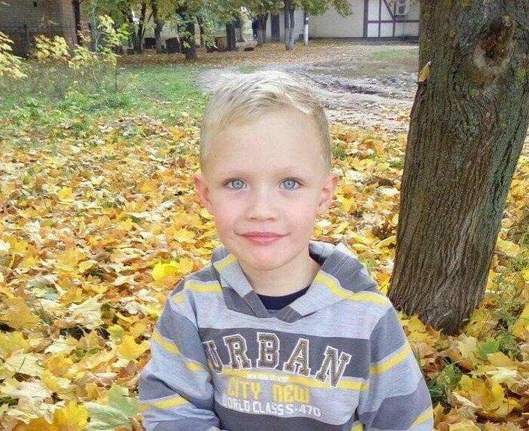 Помер поранений поліцейськими 5-річний хлопчик