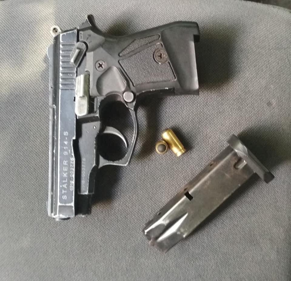 Минулої доби у трьох жителів області поліціянти вилучили зброю та набої (ФОТО)