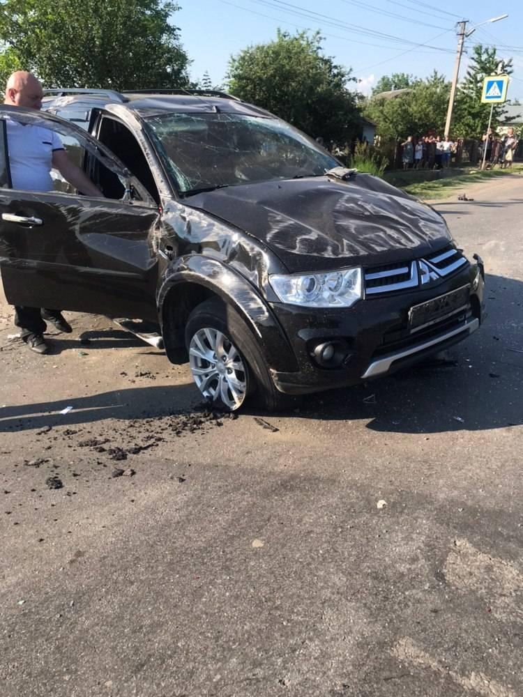 Під Франківськом п'яний водій вчинив масштабну ДТП і розбив п'ять машин (ФОТО)