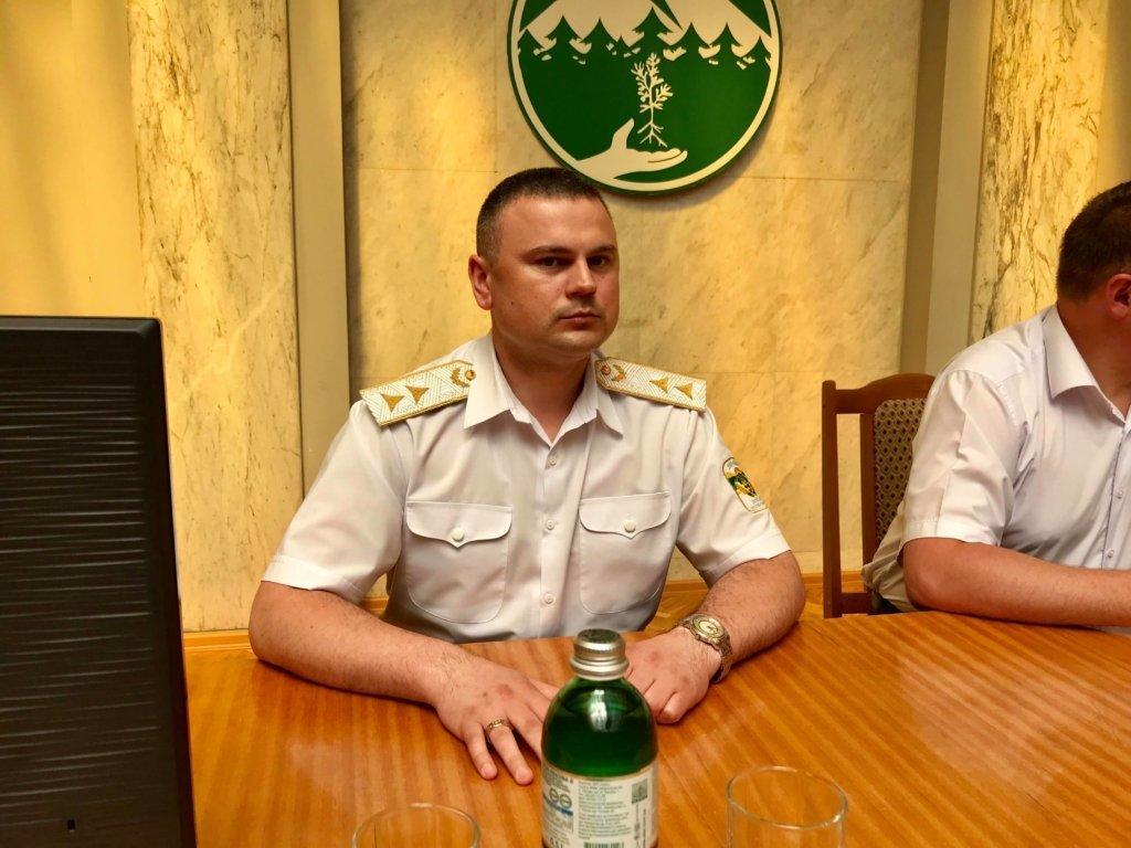 В області – новий керівник управління лісового господарства (ФОТО)