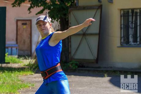 Франківська легкоатлетка – срібна призерка чемпіонату України