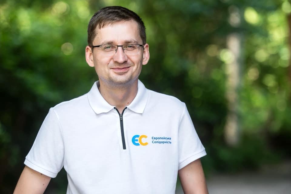 ЦВК зареєструвала франківського кандидата від партії Петра Порошенка