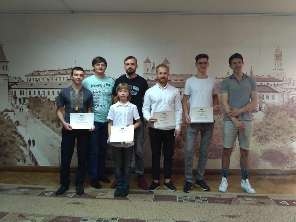 Переможців конкурсу стартапів нагородили в Івано-Франківську (ФОТОФАКТ)
