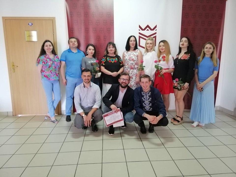 В Університеті Короля Данила ювілейний випуск студентів-рекламістів захистив дипломні (ФОТО)