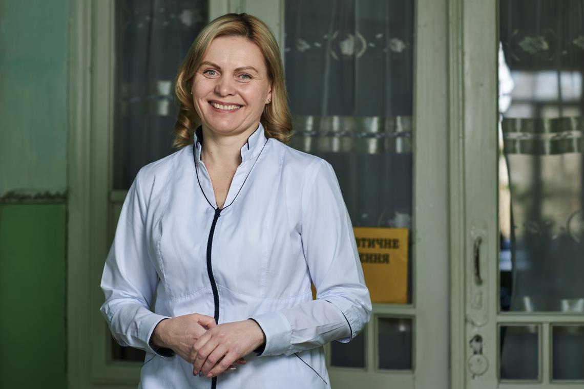 Прикарпатка стала найкращою медсестрою України