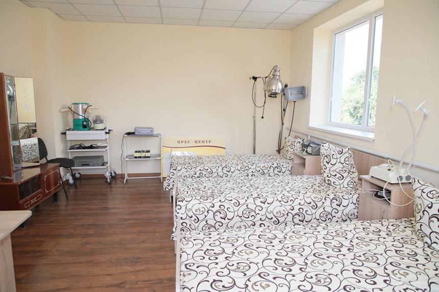 У селі на Городенківщині запрацювала амбулаторія сімейної медицини (ФОТО)