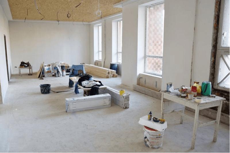 Центр освітніх інновацій у Франківську набуває обрисів (ФОТО)