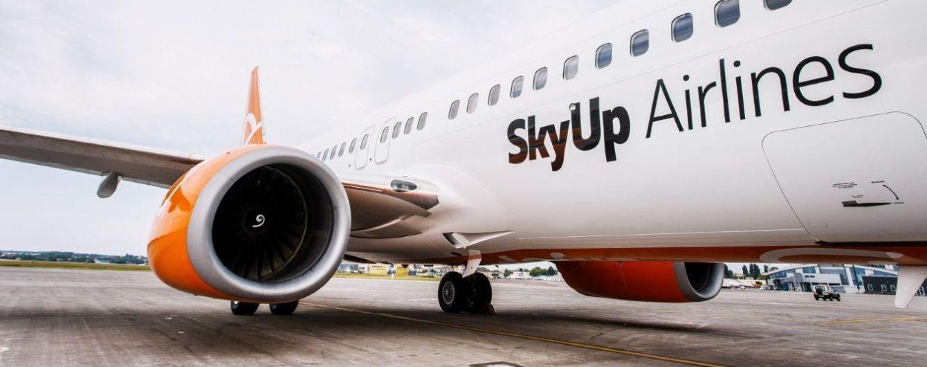 Районний суд заборонив літати SkyUp
