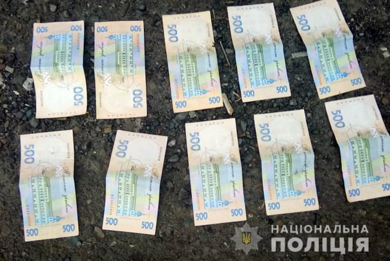 У Франківську на хабарі спіймали директора держпідприємства (ФОТО)