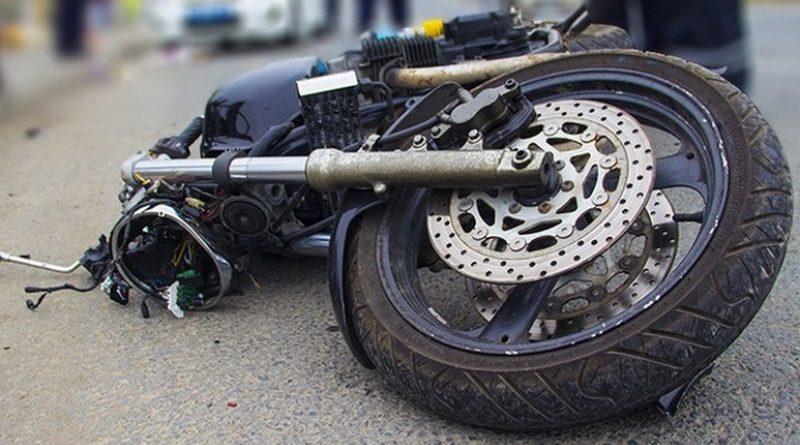 На Надвірнянщині мотоцикліст розбився об бетонну огорожу