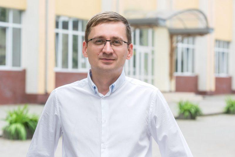 """Олексій Петечел: """"Пишаюся нашою новою генерацією та її бажанням навчатися"""""""