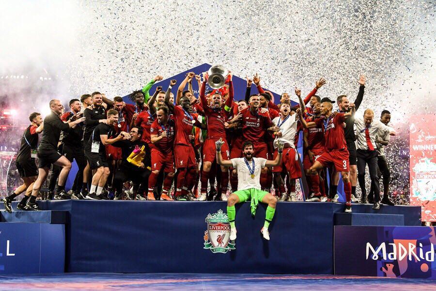 Ліверпуль виграв фінал Ліги чемпіонів