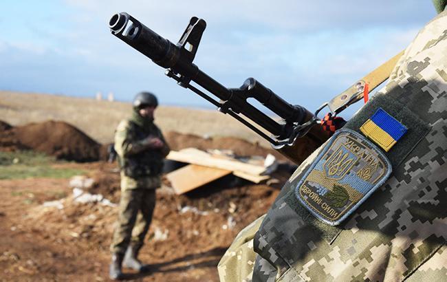 В Новий рік на Донбасі не стріляли — ООС