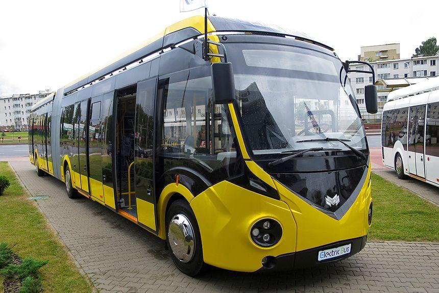 Місто хоче придбати електробуси
