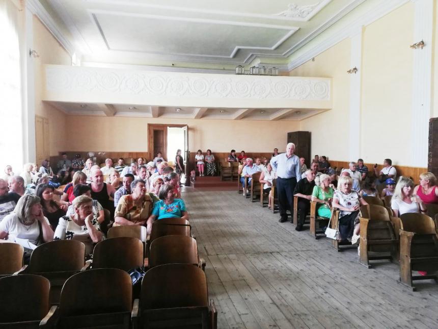 Селище Кути втретє ініціювало створення об'єднаної громади (ФОТО)