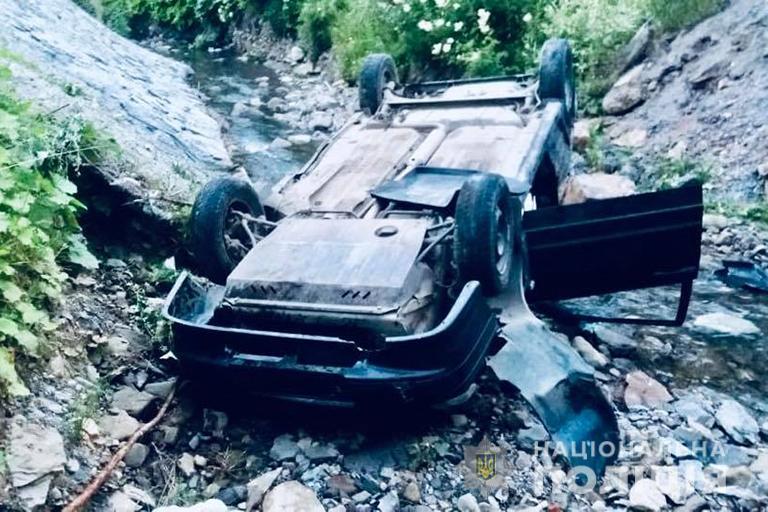 Поліція затримала п'яного водія, який збив на смерть жінку в Буковелі (ФОТО)