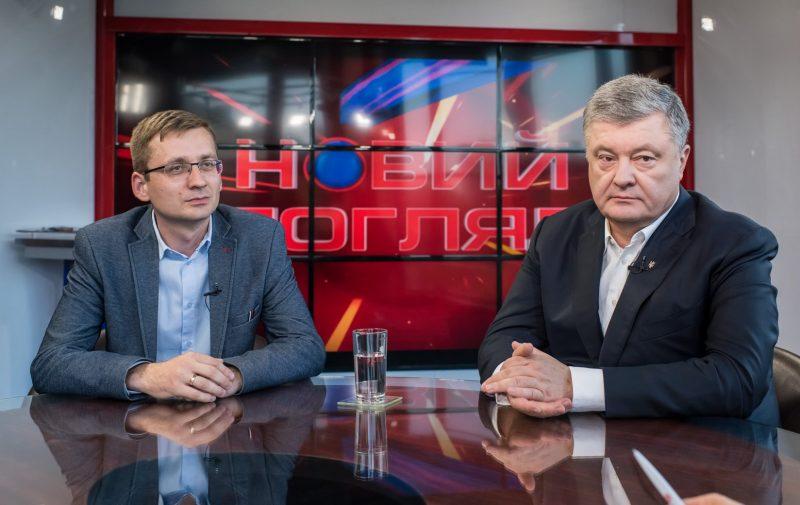 """Порошенко розповів, чому """"ЄС"""" підтримала Петечела у Франківську"""