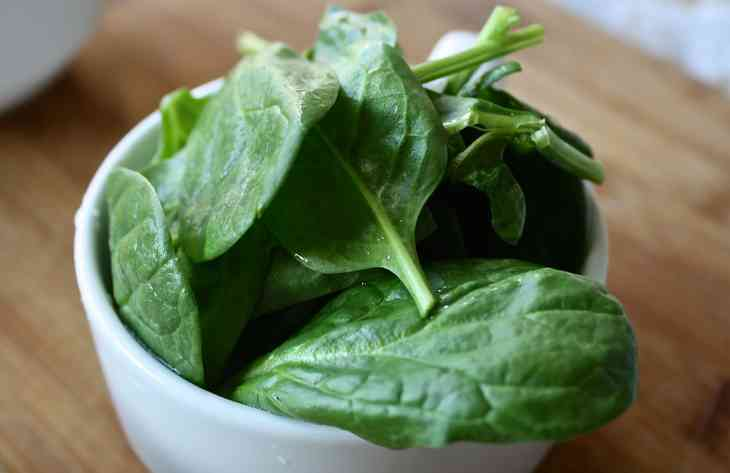 Галка рекомендує: корисні властивості шпинату