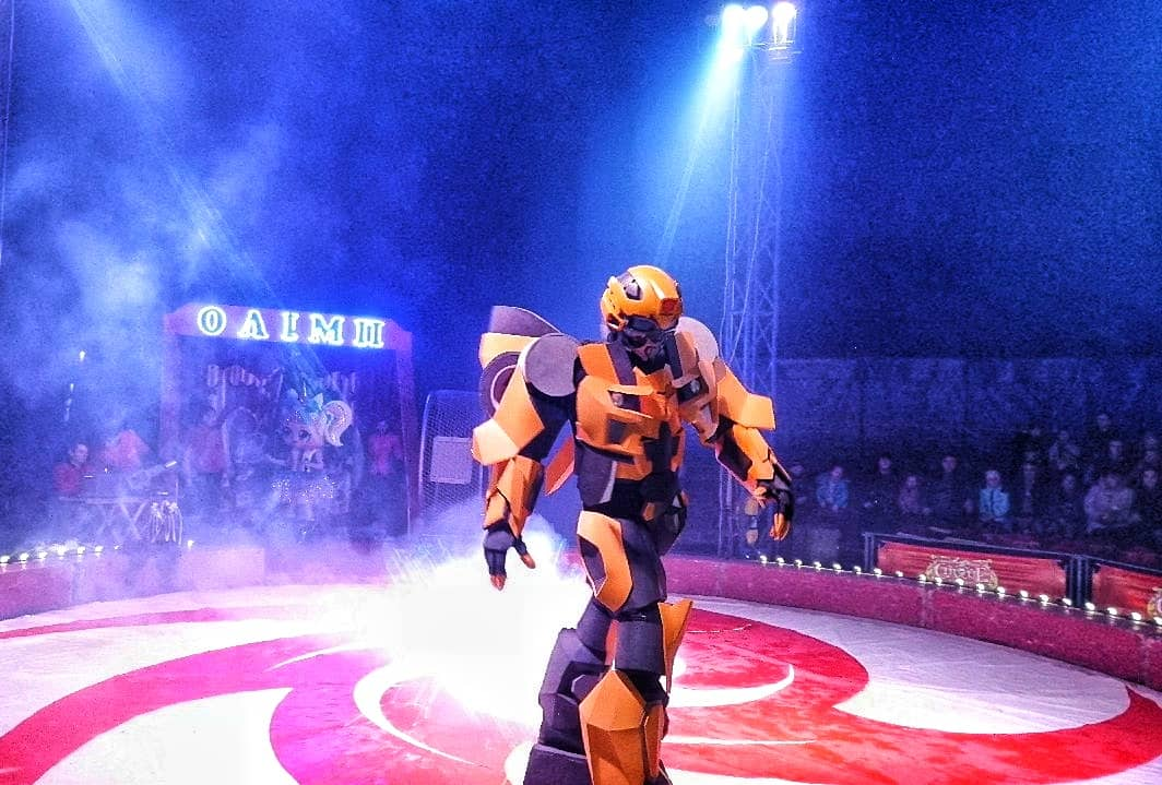До Франківська їде цирк без тварин: везе вражаючі виступи у стилі улюблених мультфільмів