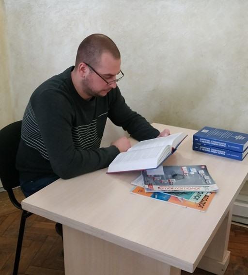 Франківський студент переміг у Всеукраїнському бібліотечному фестивалі «Читач року» (ФОТО)