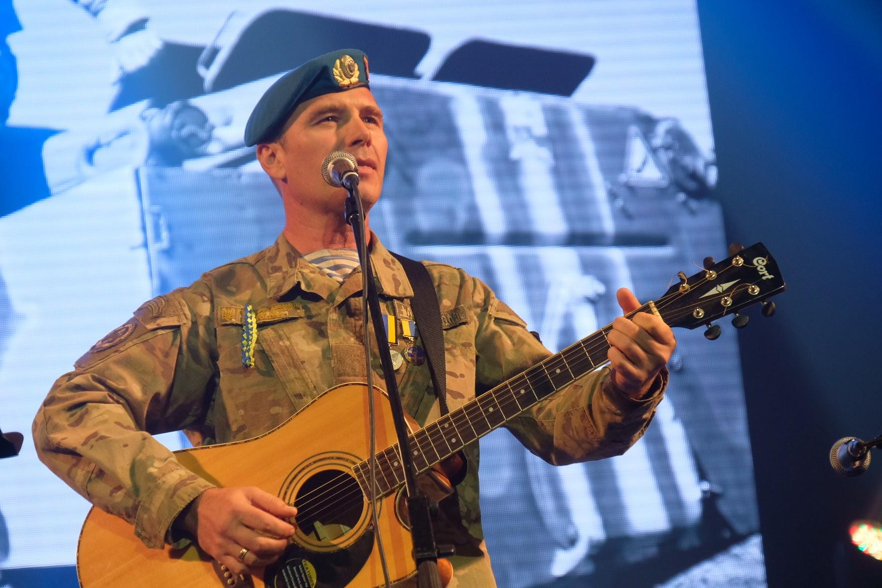 Прикарпатців кличуть на всеукраїнський фестиваль сучасної військової пісні