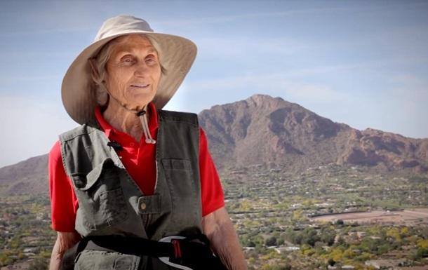 89-річна американка піднялася на Кіліманджаро і встановила світовий рекорд (ВІДЕО)
