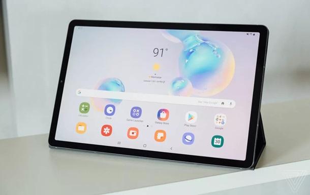 Компанія Samsung презентувала топовий планшет Galaxy Tab S6