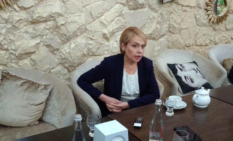 У реформі освіти важливо дійти до точки незворотності, – Лілія Гриневич на Прикарпатті