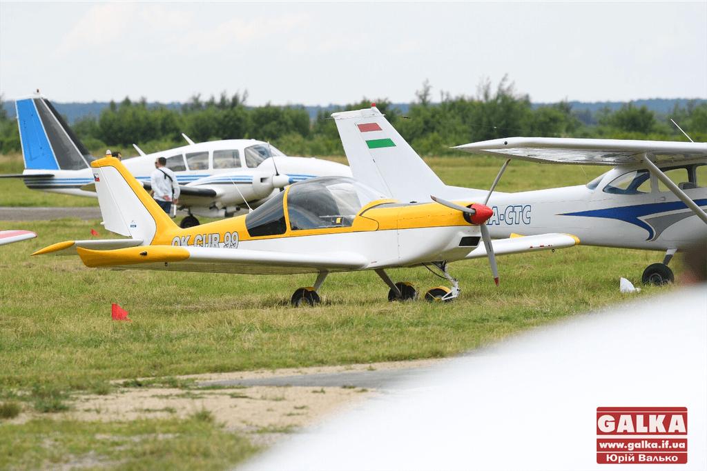 У Коломиї на вихідних відбудеться 11-й авіафестиваль «Ніч на Івана Купала»