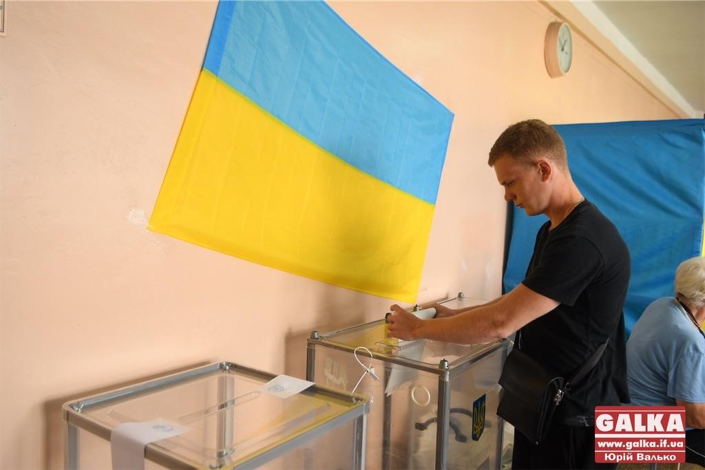 В області найактивніше голосували на Калущині і Рогатинщині, найкволіше – у Яремче і Надвірнянщині (ІНФОГРАФІКА)