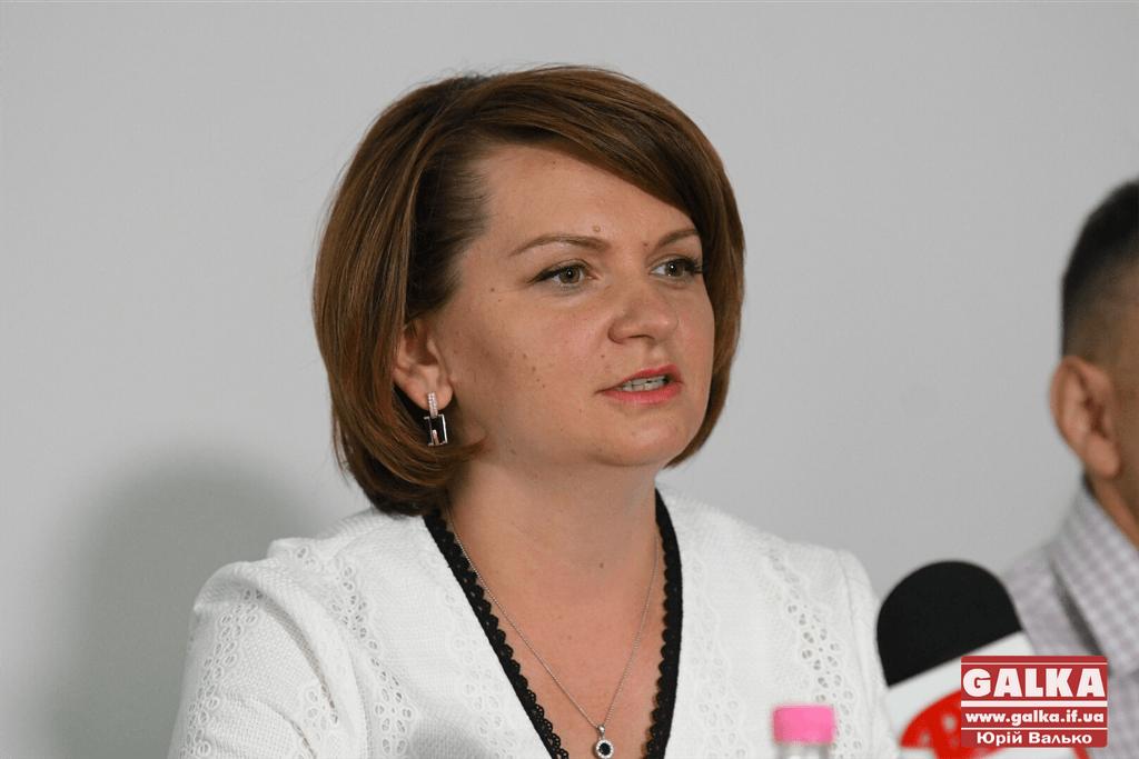 Оксана Савчук – не секретарка мера, – Войтик про кандидатку в нардепи від Івано-Франківська