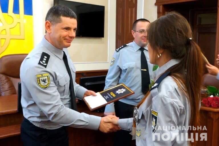 З нагоди професійного свята в Івано-Франківську відзначили слідчих (ФОТО, ВІДЕО)