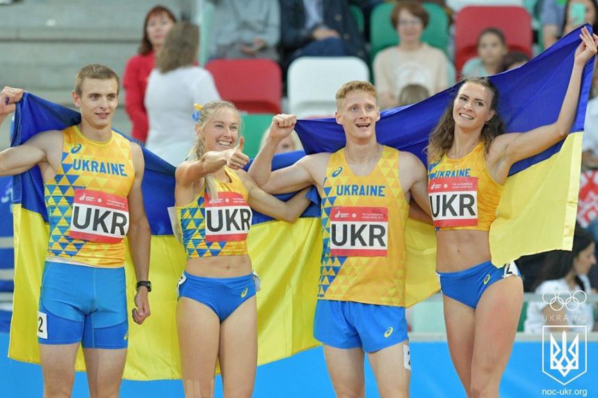 Шість нагород завоювали прикарпатські спортсмени на Європейських іграх у Білорусі (ФОТО)