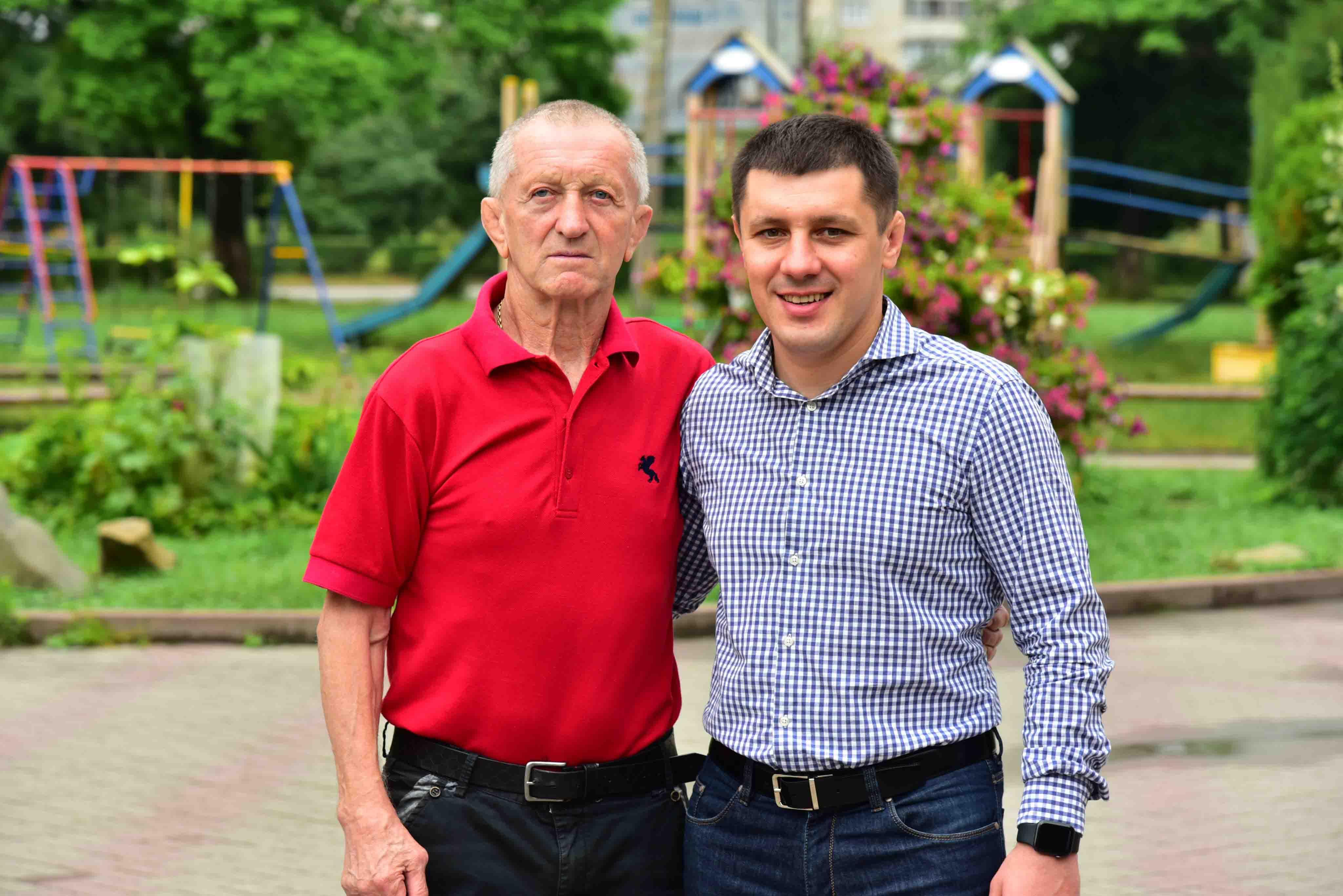 Едуарда Прощука підтримав легендарний тренер Ігор Барна