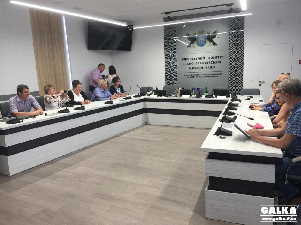У Франківську презентували книгу про Лева Бачинського (ФОТО)