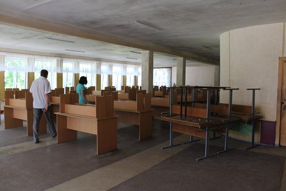 У школі №21 замінять опалення і відремонтуютьїдальню (ФОТО)