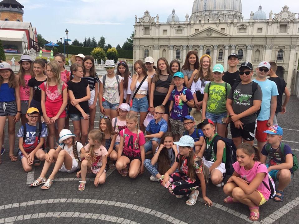 Похід у гори, екскурсії та зустріч із заступником президента: франківські школярі відвідали Польщу (ФОТО)