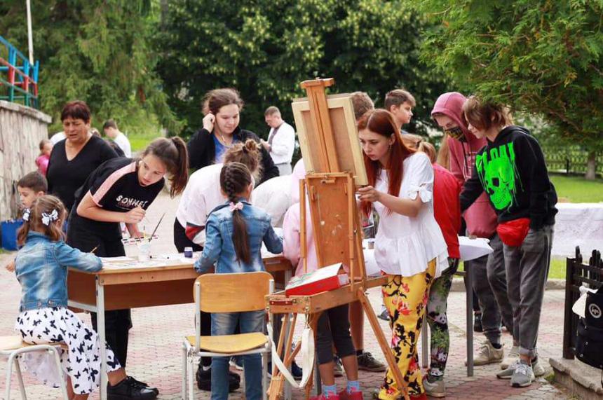 На Прикарпатті провели «Майстерню етнопрофесій»  (ФОТО)