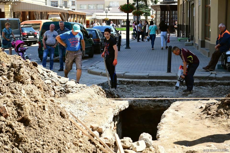 В місті оголосили конкурс на проєкт музеєфікації Тисменицької брами