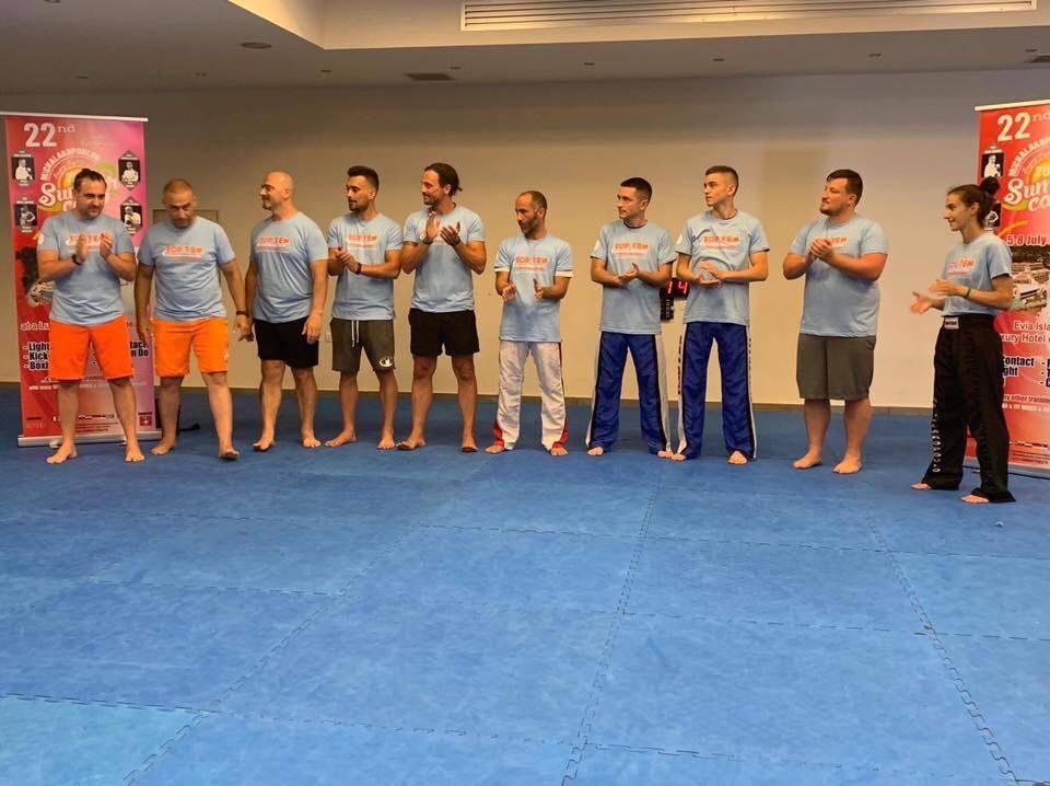 Франківські таеквондисти провели тренування в міжнародному таборі у Греції (ФОТО)