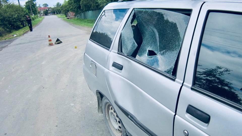 Поблизу Бурштина в ДТП загинув велосипедист (фотофакт)