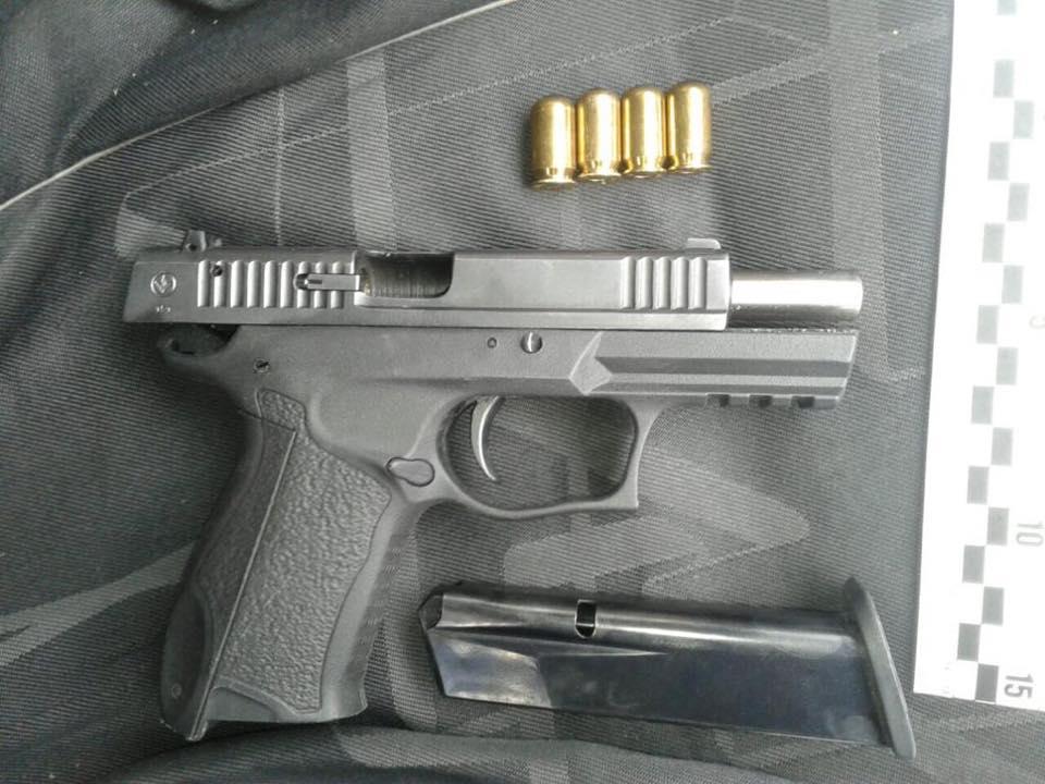 У Калуші чоловік розстріляв опонента з травмата (ФОТО)