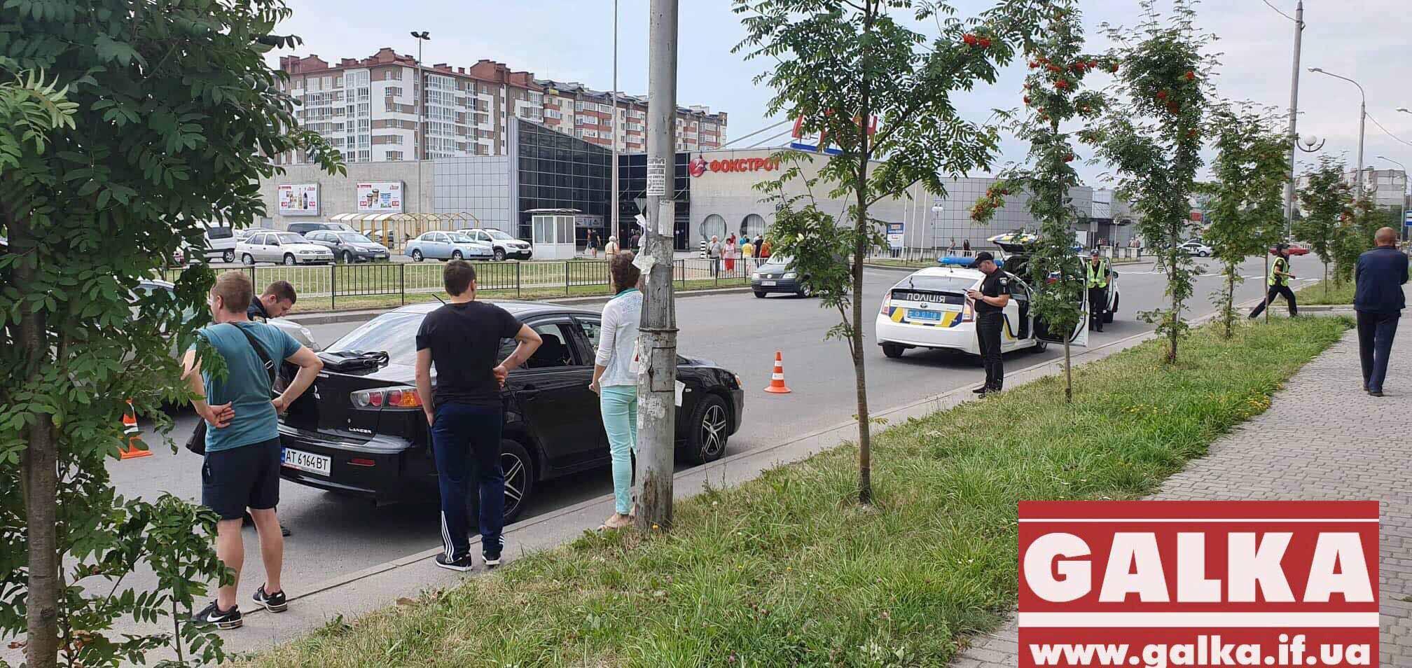 Дівчинка, яку вчора збили на пішохідному переході у Франківську, отримала перелом стегна