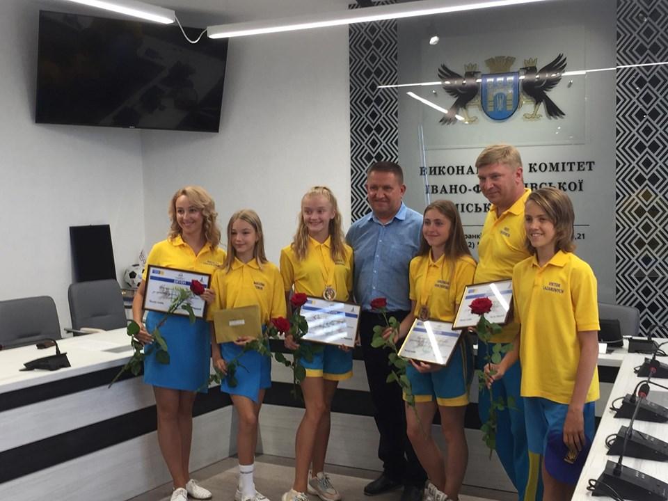 Золоті і срібні нагороди привезли юні франківські танцюристи з Чемпіонату світу (ФОТО)