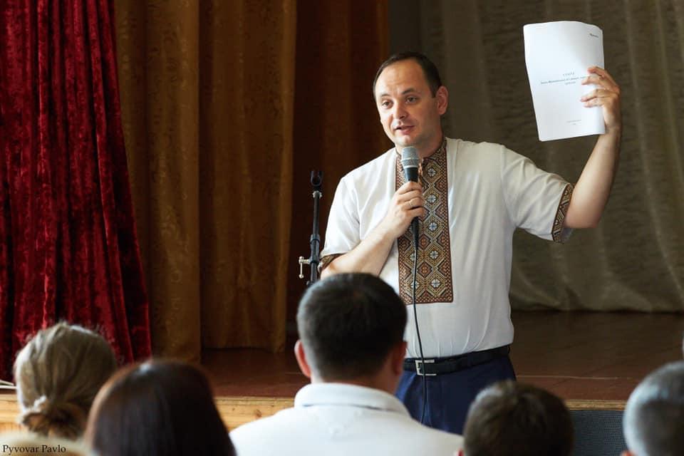Марцінків скоро стане ще й мером Черніїва (ФОТО)