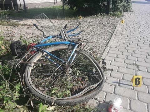 У Пасічній п'яний велосипедист збив франківку на переході – вона у лікарні